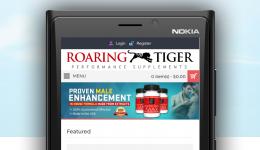Roaring Tiger Reaches Milestone